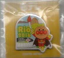 RIO 2016 NIPPON TV . TOKYO, Official Product Of RIO 2016 XXXI Olympiad - Médias