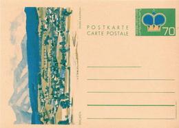 Liechtenstein 2 Mint Postal Stationery Cards - Stamped Stationery