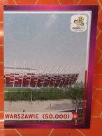 EURO2012 PANINI N. 15  STICKER NEW CON VELINA - Panini