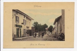 CPA 38 GILLONNAY Arrêt Du Tramway - Frankreich