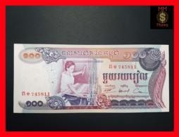 CAMBODIA 100 Riels  1973  P. 15 A UNC - Cambodia