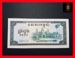 CAMBODIA 5 Riels 1975  P. 21 UNC - Cambodia