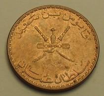 2013 - Oman - 5 BAISA - 1434 - KM 150 - Omán