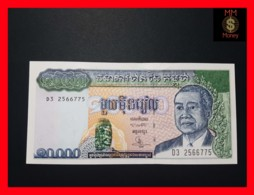 CAMBODIA 10.000 10000 Riels 1998  P. 47 B Sig. 1 - Cambodia