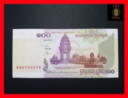 CAMBODIA 100 Riels 2001  P. 53 UNC - Cambodia