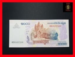 CAMBODIA 1.000 1000 Riels 2007  P. 58 B UNC - Cambodia