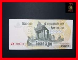 CAMBODIA 2.000 2000 Riels 2007  P. 59 A UNC - Cambodia