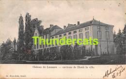 CPA LES ENVIRONS DE HERCK LA VILLE CHATEAU DE LUMMEN - Herk-de-Stad