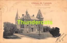 CPA CHATEAU DE LUMMEN ENVIRONS DE HASSELT - Hasselt