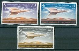 1964 Yemen Kingdom Spazio Space Espace  MNH** Ye103 - Yemen
