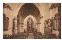Herenthals   Binnenzicht Kerk Ste Waldetrudis - Herentals
