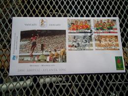 Jeux Olympiques ATLANTA (1996) VANUATU - Ete 1996: Atlanta