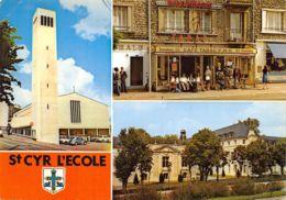 78-SAINT CYR L ECOLE-N°348-A/0419 - St. Cyr L'Ecole