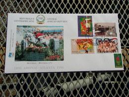 Jeux Olympiques ATLANTA (1996) CENTRAFRICAINE - Verano 1996: Atlanta