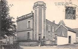 Graçay      18        La Villa De Coulon       ( Voir Scan) - Graçay