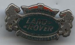 Pin's Automobile Voiture Land Rover Range Rover 20ème Anniversaire - Pin's