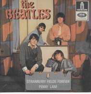 """The Beatles 45t. EP """"strawberry Fields For Ever"""" - Vinyl Records"""