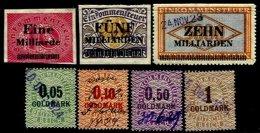 GERMANY, Einkommensteuer, Used, F/VF - Allemagne