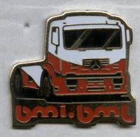 Pin's Mercedes Camion Poids Lourd Truck - Mercedes