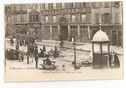 12 Rodez, Place De La Cité (A3p14) - Rodez