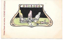 Gnom, Gnome, Zwerg, Kabouter, Kobold, Gnomo, Card Game, Kartenspiel, Jeu De Cartes, Lovely Card - Non Classés