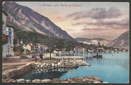 Montenegro-----Kotor-----old Postcard - Montenegro