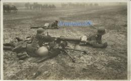Reichswehr - Maschinengewehr 08 (MG 08) - Ludwigsbourg - 24.11.35 - Guerre 1939-45