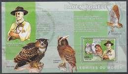 Congo 2006  Baden Powell / Scouting  M/s ** Mnh (41000) - Democratische Republiek Congo (1997 - ...)