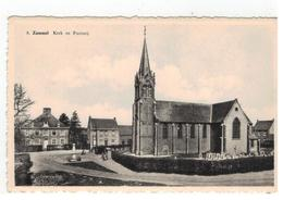 8. Zammel  Kerk En Pastorij - Geel