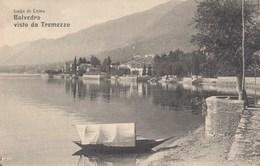 BOLVEDRO VISTO DA TRAMEZZO-COMO-LAGO DI COMO-CARTOLINA NON VIAGGIATA ANNO 1910-1920 - Como