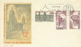ESPAÑA SPD  AÑO SANTO COMPOSTELANO - 1931-Hoy: 2ª República - ... Juan Carlos I