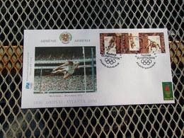 Jeux Olympiques ATLANTA (1996) ARMENIE - Verano 1996: Atlanta