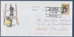 = Prêt à Poster Série Nature La Chaton Agrément 809 Lot 42J/07F582 Type Timbre 3897 - PAP:  Varia (1995-...)