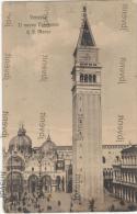 VENEZIA - Il Nuovo Campanile Di S. Marco (timbro  - Editore Modiano - Venezia (Venice)