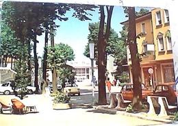 CAORSO PIACENZA VIA ROMA  AUTO CAR FIAT 126  127  N1970   GW4858 - Piacenza