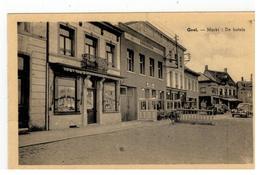 Geel . - Markt : De Hotels (Edit. Gegy ,Brux. ) - Geel