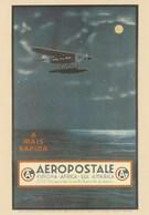 Carte Pré-timbrée Aéropostale 2017 - Europe Afrique Amérique Du Sud - Postal Stamped Stationery