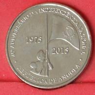 ANGOLA 50 KWANZAS 2015 -    KM# 112 - (Nº25860) - Angola