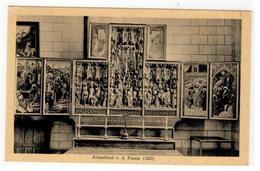 Geel . - Sint-Dimphnakerk En Rhijnstraat (Edit. Gegy ,Brux. )(Rechten Voorbehouden Aan De St-Dimphnakerk - Geel) - Geel