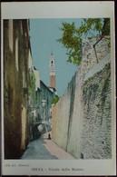 SIENA Vicolo Della Manna - Formato Piccolo Retro Indiviso - Non Viaggiata - Siena