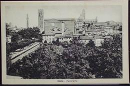 SIENA Panorama - Formato Piccolo - Non Viaggiata - Siena