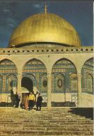 Jerusalem,  Dome Of The Rock - Dôme De La Roche (Mosquée D' Omar) - Israel