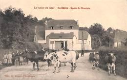 Bassenge - Route De Houtain (top Animation, Troupeau, Edit H. Kaquet) - Bassenge