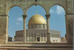 Jerusalem,  Dome Du Rocher (Mosquée D'Omar) La Plage Du Temple - Israel