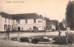 Wonck - Un Coin Du Waar (Laiterie, Animée, Pompe, Travaux Toiture) - Bassenge