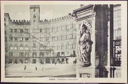SIENA Palazzo Sansedoni - Formato Piccolo - Non Viaggiata - Siena