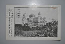 Belgique 1925 CP Sanatorium Mont-sur-Meuse - Belgium