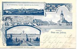 1900 - DOBRANY   DOBRZAN , Gute Zustand, 2 Scan - Tschechische Republik