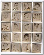 Kirgistan 2005, Postfris MNH, Persons Of The 2nd World War - Kirgizië