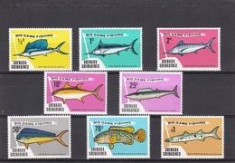 Grenada Grenadines Nº 45 Al 52 - Grenada (1974-...)